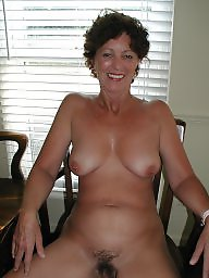 Natural, Hairy matures, Women, Milf mature