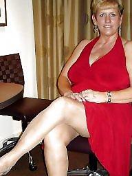 Sexy mature, Legs, Mature legs, Leggings