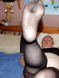 Feet, Mature feet, Mature bbw, Toes, Mature porn