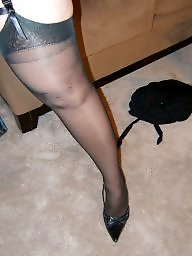 Older, Teasing, Tease, Older mature, Mature stockings