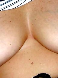 Wife, My wife, Flashing, Mature big tits, Big tits mature, Wifes tits