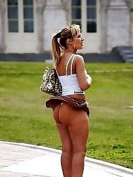 Upskirt, Skirt, Upskirts, Short, Shorts, Voyeur upskirt