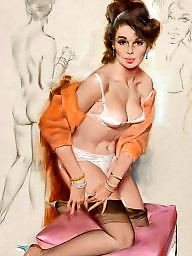 Art, Erotic, Blowjobs, Bdsm art, Erotic art