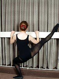 Hairy stockings, Hairy redheads, Hairy redhead