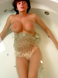 Shower, Teen boobs, Showers