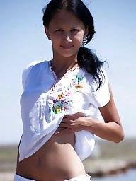 Teen beach, Beach teen, Beach amateur