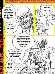 Interracial cartoon, Interracial cartoons, Bbc, Cartoon interracial, Bbc cartoon