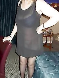 Mature stocking, Sexy mature