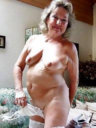 Granny, Amateur granny, Mature granny