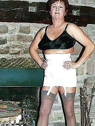 Girdle, Nylon, Nylons, Girdle stockings