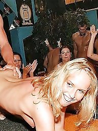 Party, Horny, Mature fucking, Mature party, Wives, Horny milf