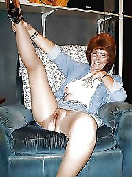 Grannies, Granny stockings, Fatty, Granny stocking