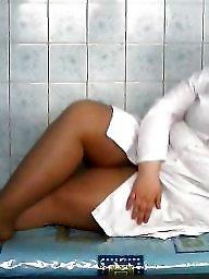 Leggings, Mature mix, Mature legs