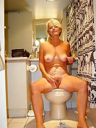 Blonde mature, Strip, Stripping, Stripped, Mature blond, Blond mature