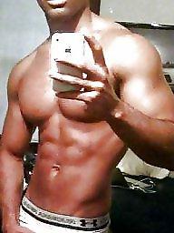 Ebony babe, Blacked