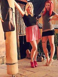 Redhead teens