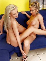 Blonde, Blue