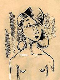 Comix, Vintage cartoons, Tit