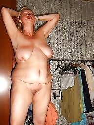 Chubby, Flash, German amateur, Amateur chubby