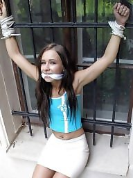Bondage, Teens, Bound, Gagging, Gagged, Bounded