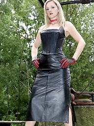 Leather, Skirt, Tights, Tight skirt, Leather skirt, Skirts