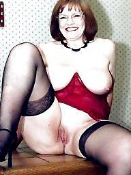 Granny stockings, Fatty