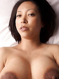 Big nipples, Asians, Big nipple