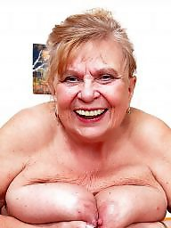 Granny, Granny tits, Bbw granny, German, Granny boobs, Huge tits