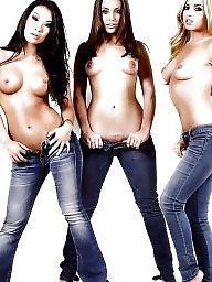 Jeans, Blue