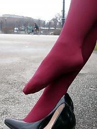 Nylon feet, Nylons
