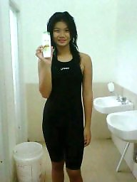 Swimsuit, Fetish, Asian