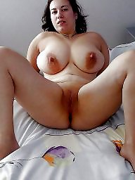 Bbw milf, White, White ass