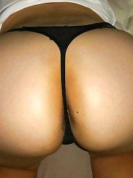 Panty, Wife ass, Ass panty