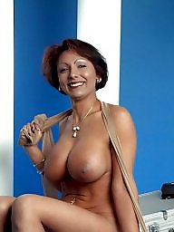 Mature boobs, Hot milf