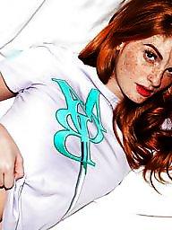 Redhead, Cute