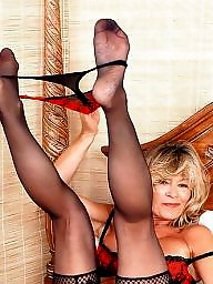Granny, Granny stockings, Mature anal, Granny anal, Granny stocking, Anal granny