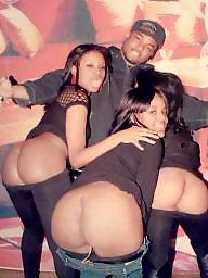 Black ass, Ebony ass, Ebony tits, Black tits