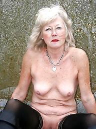 Granny, Grannies, Amateur granny, Hot mature, Flashing, Amateur grannies
