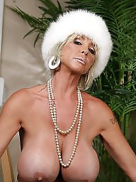Grandma, Mature big tits, Blond mature, Big tits mature, Mature blonde