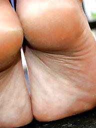 Feet, Milf porn