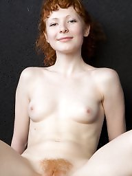 Hairy pussy, Small, Pussy, Hairy redhead, Redheads, Small pussy