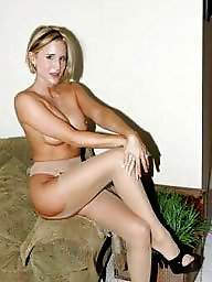 Mature stocking, Mature pantyhose, Pantyhose mature