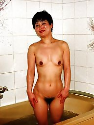Japanese, Milf hairy