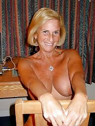Granny, Grandma, Big boobs, Granny boobs, Big, Blonde granny