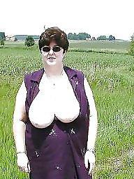 Outdoor, Huge boobs, Huge mature, Outdoors, Milf outdoor, Outdoor mature