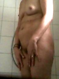Shower, Bathroom, Naked, Bad