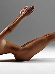 Nipples, Yoga, Nude