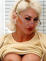 Blonde mature, Mature blonde, Mature boobs, Mature blond