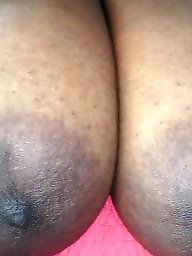 Ebony bbw, Black bbw, Nipple, Big nipples, Areola