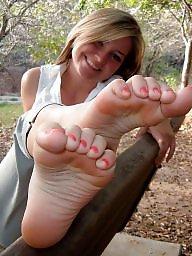 Feet, Pussy